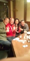 し〜ちゃん 公式ブログ/昨夜の☆三紳士〜♪ 画像2