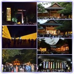 し〜ちゃん 公式ブログ/7月14日( 土)は、靖国神社〜♪ 画像2