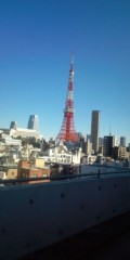し〜ちゃん 公式ブログ/今日の東京タワー〜♪ 画像1