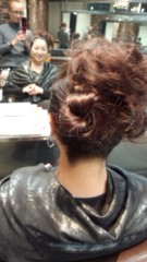 し〜ちゃん 公式ブログ/今日の美容室【MASHU】渋谷店☆田原裕二さん〜♪ 画像1