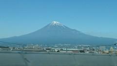 し〜ちゃん 公式ブログ/新幹線から〜♪ 画像1
