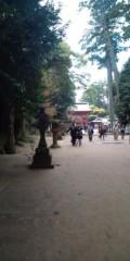 し〜ちゃん 公式ブログ/�鹿嶋神社〜♪ 画像2