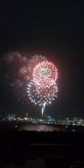 し〜ちゃん 公式ブログ/昨夜の東京湾花火大会〜♪ 画像3