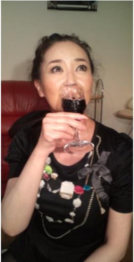 静江さんワイン?0811