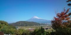 し〜ちゃん 公式ブログ/�富士山〜静江激写編〜♪ 画像2