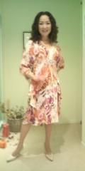 し〜ちゃん 公式ブログ/歌謡祭の時の私の衣装〜♪ 画像1