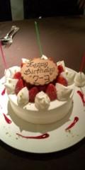 し〜ちゃん 公式ブログ/�昨年の誕生日〜♪ 画像2