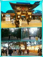 し〜ちゃん 公式ブログ/初詣には行かれましたか? 画像2