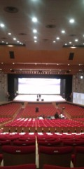 し〜ちゃん 公式ブログ/茨城県立県民文化センター・大ホール〜♪ 画像2