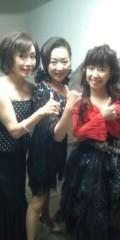し〜ちゃん 公式ブログ/本日のディナーショーの3人〜♪ 画像1