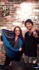 し〜ちゃん 公式ブログ/MASHUでストールのご披露〜♪ 画像1