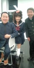 し〜ちゃん 公式ブログ/�昨日収録の番組の1コマ〜♪ 画像3