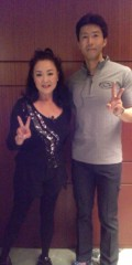 し〜ちゃん 公式ブログ/今日の私と宮田トオル先生〜♪ 画像2