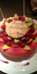 し〜ちゃん 公式ブログ/�昨年の誕生日〜♪ 画像1