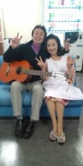 し〜ちゃん 公式ブログ/�【歌謡祭】ジワジワと…御報告☆更新しなくっちゃ〜♪ 画像1