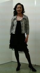 し〜ちゃん 公式ブログ/�鳥居ユキ先生のお洋服〜♪ 画像1
