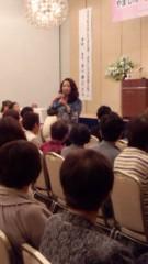 し〜ちゃん 公式ブログ/�昨日の、講演会〜♪ 画像3