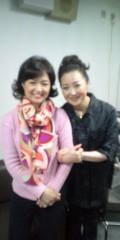 し〜ちゃん 公式ブログ/�先日の同窓会コンサート☆楽屋〜2ショットシリーズ〜♪ 画像2