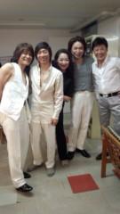 し〜ちゃん 公式ブログ/�s4(エスフォー) の楽屋で、パチリ〜♪ 画像2