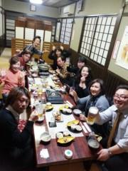 し〜ちゃん 公式ブログ/昨夜の打ち上げ〜♪ 画像1