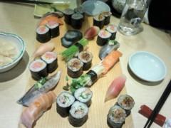 こち亀子 公式ブログ/寿司食いねー 画像1