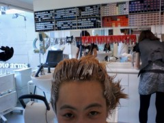 こち亀子 公式ブログ/スーパーSAIYA人 画像1