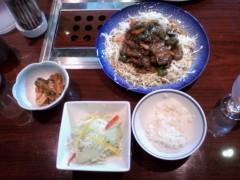 こち亀子 公式ブログ/賄いランチ 画像1