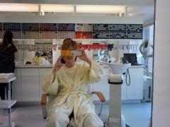 こち亀子 公式ブログ/美容院 画像1