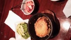 こち亀子 公式ブログ/一人焼肉 画像2