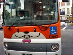 こち亀子 公式ブログ/ハチ公バス 画像1
