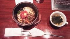 こち亀子 公式ブログ/一人焼肉 画像1