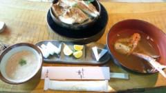 田島茂樹 公式ブログ/麦とろ童子 画像2