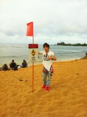 鶴田亮介 公式ブログ/ハワイ♪ 画像1