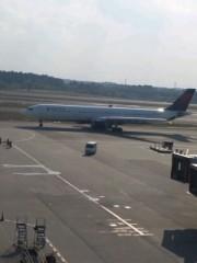 なおみ(チックタックブーン) 公式ブログ/成田空港 画像2
