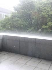 なおみ(チックタックブーン) 公式ブログ/土砂降り 画像1