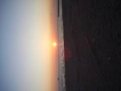 なおみ(チックタックブーン) 公式ブログ/夕陽 画像1