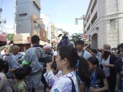 なおみ(チックタックブーン) 公式ブログ/三社祭 画像2