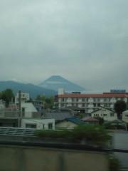 金原亭世之介 公式ブログ/秋の富士山 画像1