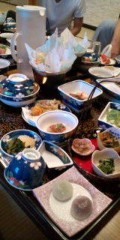 金原亭世之介 公式ブログ/三峰神社 PART 4食事 画像1