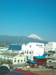 金原亭世之介 公式ブログ/富士山綺麗です 画像3