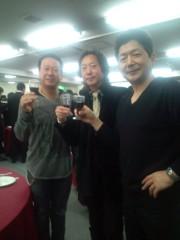 金原亭世之介 公式ブログ/日体大体操部卒業式 画像1