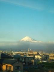 金原亭世之介 公式ブログ/東京は寒波ですが富士山は力強くそびえてました 画像3