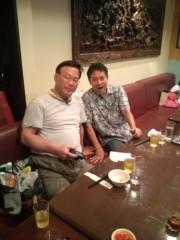 金原亭世之介 公式ブログ/山本卓夫さんとまたろうちゃん、神田監督が来てくれました 画像3