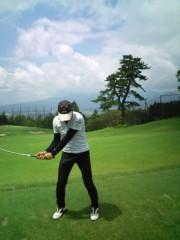 金原亭世之介 公式ブログ/箱根でゴルフ 画像1