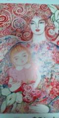 金原亭世之介 公式ブログ/蜷川有紀絵画展『薔薇まんだら』 4 月28日〜 5月4日松坂屋上野店 画像1