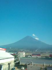 金原亭世之介 公式ブログ/帰りの新幹線からも富士山綺麗でしたよ 画像3