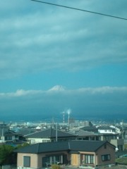 金原亭世之介 公式ブログ/気まぐれな富士山 画像2