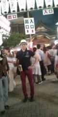 金原亭世之介 公式ブログ/おそれ入谷の鬼子母神『朝顔市』 画像2