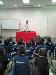 金原亭世之介 公式ブログ/インターナショナルスクールの学校寄席 画像1
