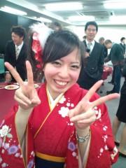 金原亭世之介 公式ブログ/日体大体操部卒業式 画像2